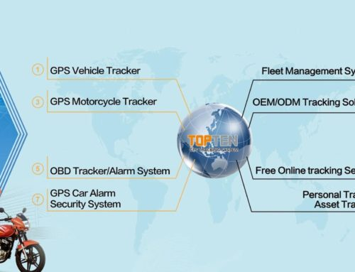 TK218 OBDII GPS Tracker Car Alarm Support Platform & APP for Real-time Tracking